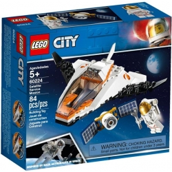 Lego City Naprawa satelity 60224