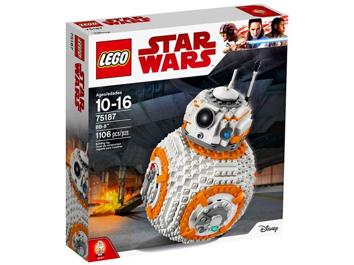 Lego Star Wars Bb 8 75187 Tanie Lego