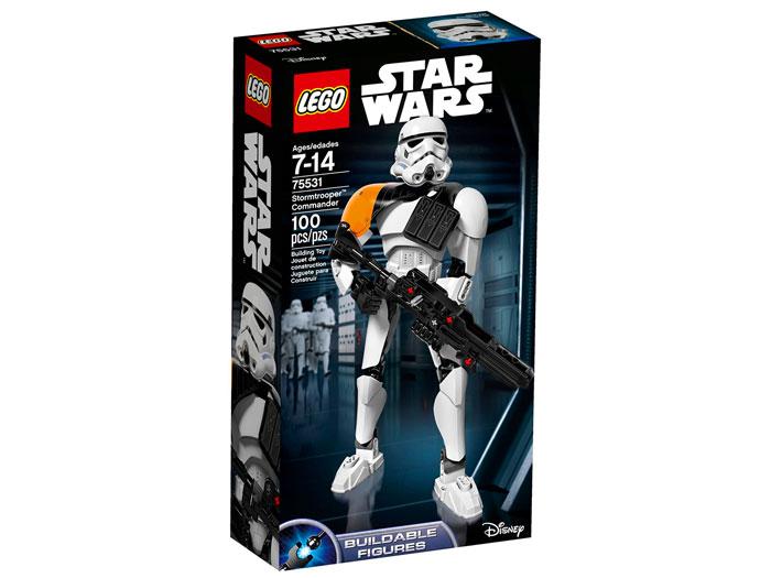 Lego Star Wars Dowódca Szturmowców 75531 Tanie Lego