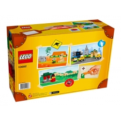 Lego Bricks and More Kreatywna Walizka 1000 Klocków 10682