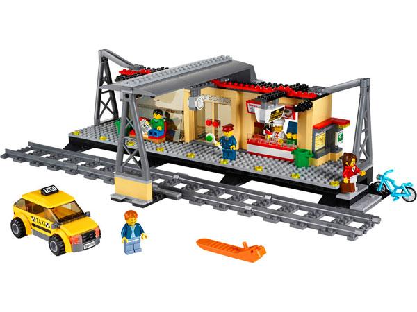 Lego City Pociąg 4w1 Superpack 66493 Tanie Klocki Lego