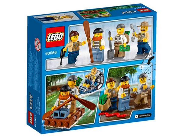 Lego City Policja Wodna 60066
