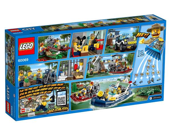 Lego City Posterunek Policji Wodnej 60069 Tanie Klocki Lego