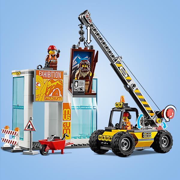 Lego City Stolica 60200 Tanie Lego