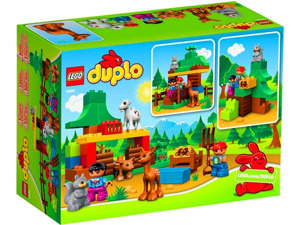 Lego Duplo Leśne Zwierzęta 10582 Tanie Klocki Lego