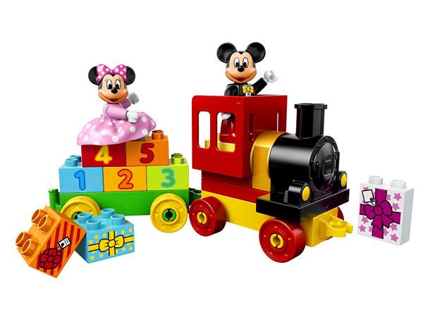 Lego Duplo Parada Urodzinowa Myszki Miki I Minnie 10597 Tanie