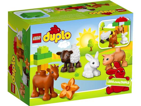 Lego Duplo Zwierzęta Na Farmie 10522 Tanie Klocki Lego