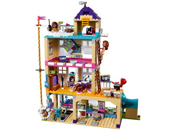 Lego Friends Dom Przyjaźni 41340 Tanie Lego