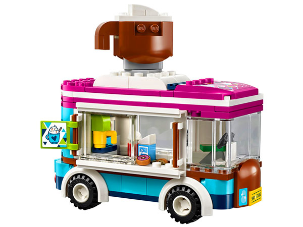 Lego Friends Furgonetka z gorącą czekoladą 41319