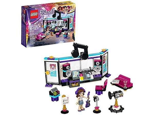 Lego Friends Studio Nagrań Gwiazdy Pop 41103 Tanie Klocki Lego
