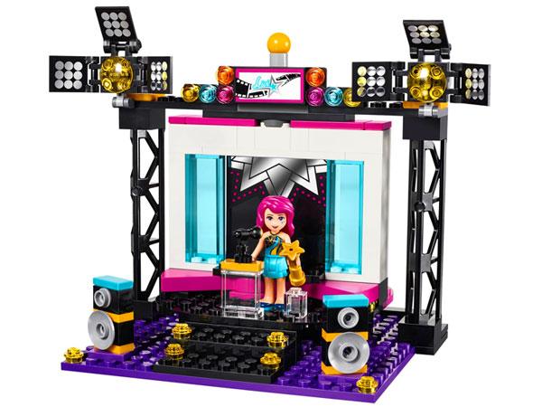 Lego Friends Studio Telewizyjne Gwiazdy Pop 41117 Tanie Klocki Lego