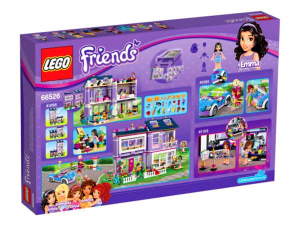 Lego Friends Super Pack 3 W 1 Wersja Limitowana 66526 Tanie Klocki Lego