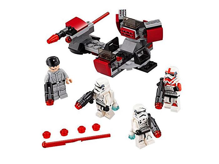 Lego Star Wars Imperium Galaktyczne 75134 Tanie Klocki Lego