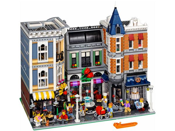 Lego Creator Plac Zgromadzeń 10255 Tanie Lego