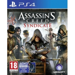 Assassin's Creed Syndicate [PL] (PS4)